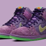 "Nike SB Dunk High ""420 Reverse Skunk"""