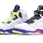 "Air Jordan 5 ""Alternate Bel-Air"" / ""Ghost Green"""