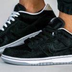 "Nike SB Dunk Low ""BE@RBRICK"" x Medicom Toy"
