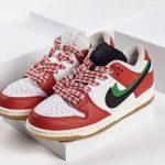 """Nike SB Dunk Low """"Habibi"""" x Frame Skate"""