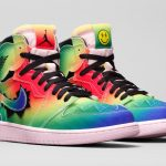 "Air Jordan 1 ""Colores y Vibras"" x J Balvin"