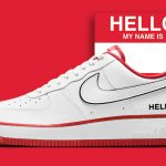 """Nike Air Force 1 Low """"Hello"""""""