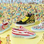 Vans x ¿Dónde está Wally?