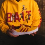 """adidas Montreal 76 """"One-Punch Man"""" x BAIT"""