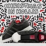 Adidas Superstar Run DMC x Keith Haring «Christmas in Hollis»