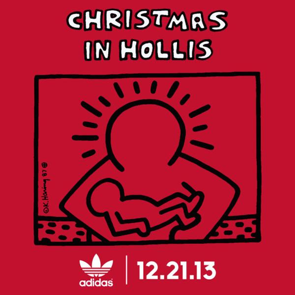Adidas Superstar Run DMC x Keith Haring 04