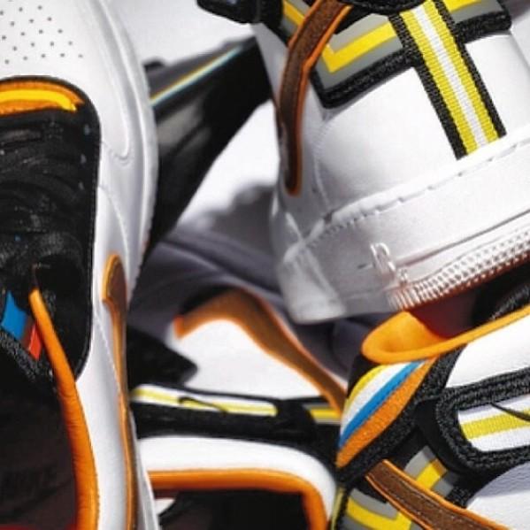 Nike Air Force 1 x Riccardo Tisci 02