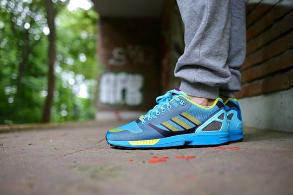 Adidas ZX Flux Aqua 02