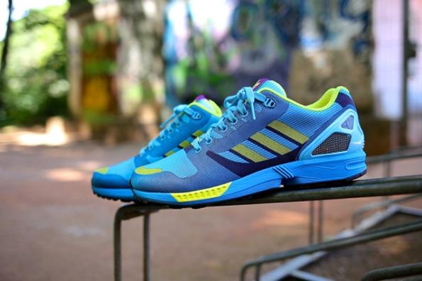 Adidas ZX Flux Aqua 03