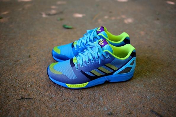 Adidas ZX Flux Aqua 09