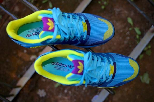 Adidas ZX Flux Aqua 10