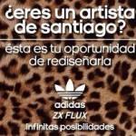 Inspírate en Santiago y diseña unas Adidas ZX Flux