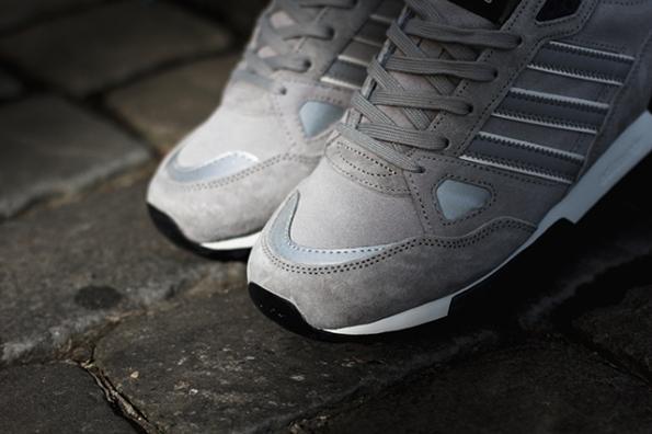 Adidas ZX750 Solid Grey 02
