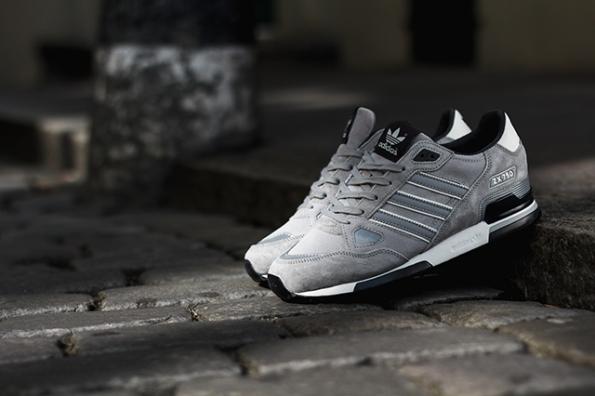 Adidas ZX750 Solid Grey 03