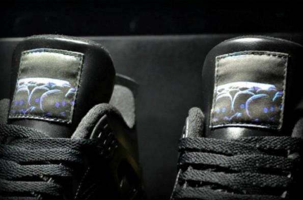Air Jordan 4 PS4 Custom 03