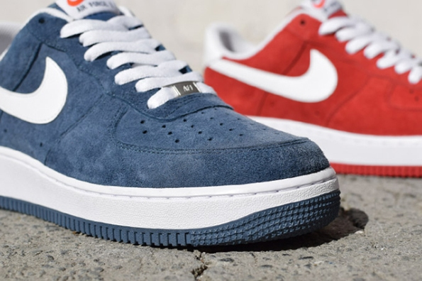 Nike Air Force 1 Suede Pack 03
