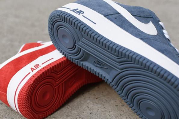 Nike Air Force 1 Suede Pack 05