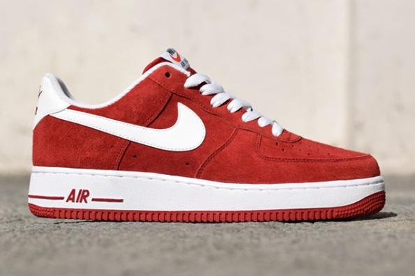 Nike Air Force 1 Suede Pack 07