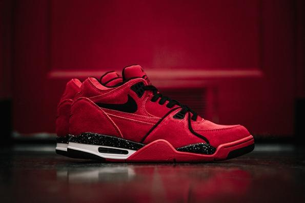 Nike Air Flight 89 Gym Red 01