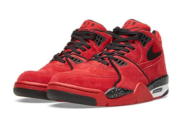 Nike Air Flight 89 Gym Red 02