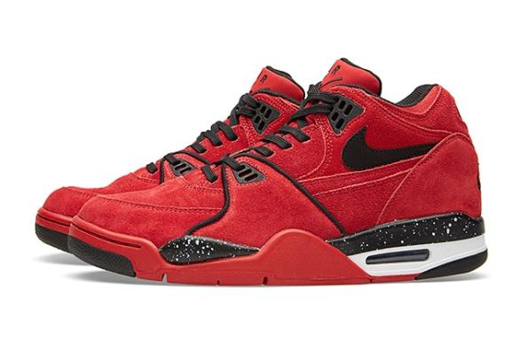 Nike Air Flight 89 Gym Red 03