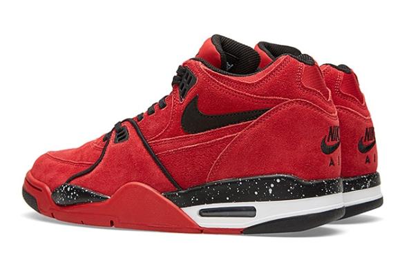Nike Air Flight 89 Gym Red 04