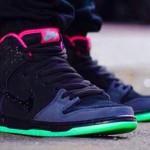Nike SB Dunk High «Northern Light»