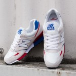 New Balance 446 OFF White Red Blue