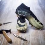 De lujo para el mejor, Nike Mercurial CR7 Rare Gold