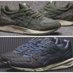 """Asics x Onitsuka Tiger x Sneakersnstuff """"Tailor Pack"""""""