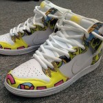 Nike SB Dunk High x De La Soul