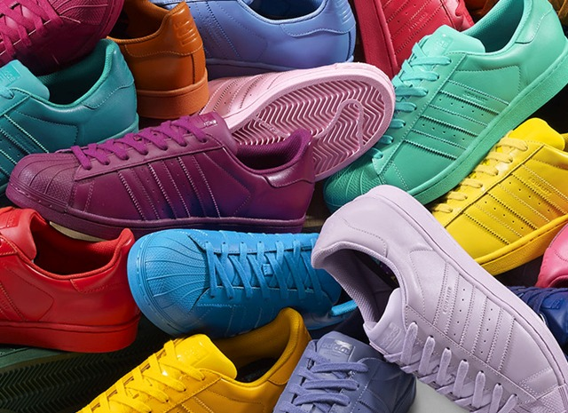 Adidas Superstar 50 colores 02