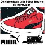 Concurso: gana unas PUMA Suede en #CulturaSuede
