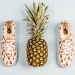 """Vans Authentic """"Pineapple White"""""""