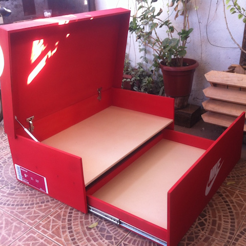 Sneaker Storage Box Made in Chile 01