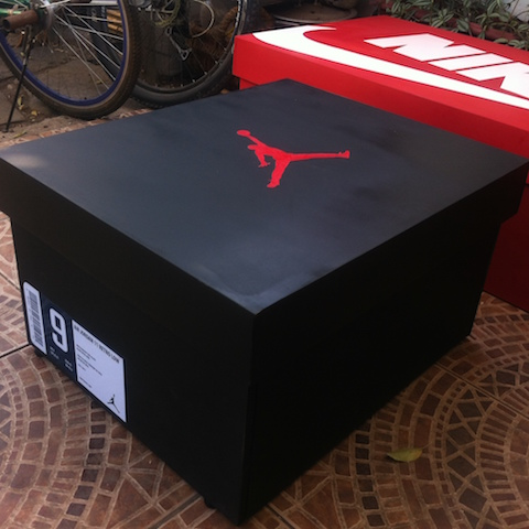 Sneaker Storage Box Made in Chile 02