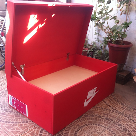 Sneaker Storage Box Made in Chile 03