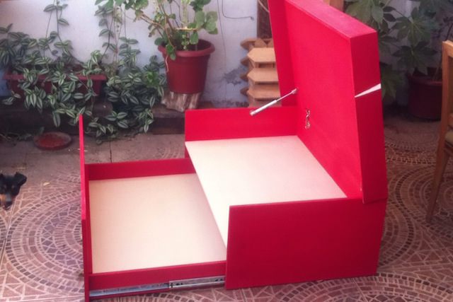 Sneaker Storage Box Made in Chile 05
