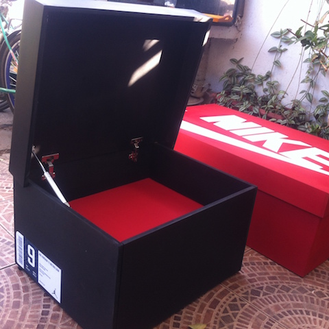 Sneaker Storage Box Made in Chile 10