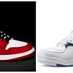 Air Jordan I vs. Reebok Pump