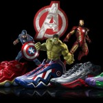 The Avengers x Adidas Basketball Collection