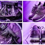 Diadora N9000 «Purple Tape» x Packer Shoes x Raekwon