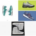 Ilustración sneaker por HRSN