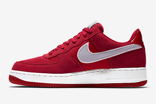 Nike Air Force 1 Gym Red Wolf Grey 03