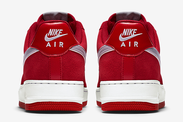 Nike Air Force 1 Gym Red Wolf Grey 05