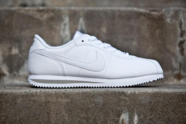Nike Cortez White White 01