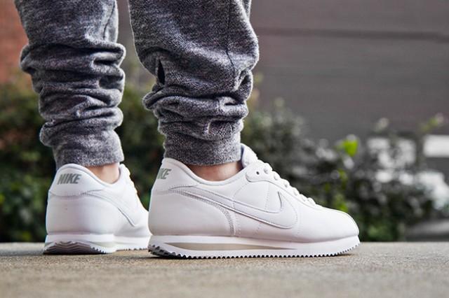 Nike Cortez White White 03