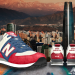 Personaliza tus New Balance Chile 574 en #PonleNombre