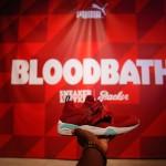 """PUMA Blaze of Glory """"Bloodbath"""" x Sneaker Freaker x Packer Shoes"""