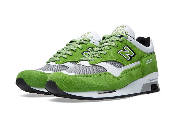 New Balance 1500 Made in UK Lime Green 03